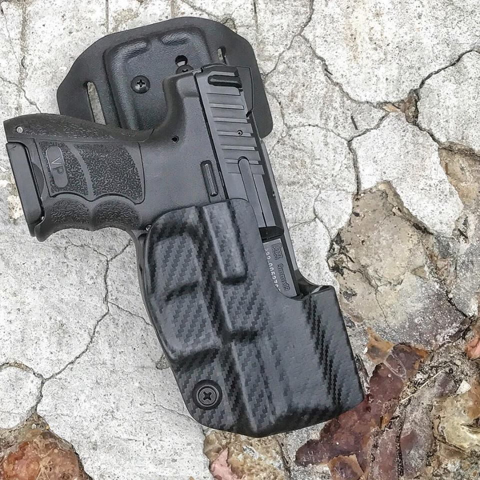 Drop Offset Holster for Competition