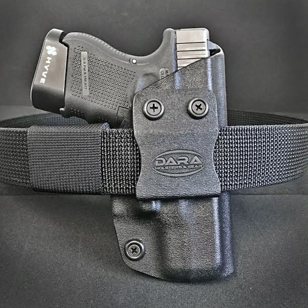 AIWB Holster and Nylon Gun Belt