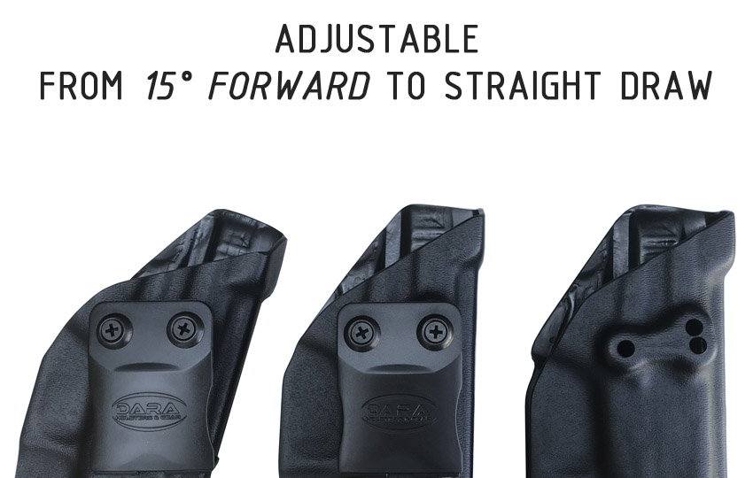 Quick Shipping Kydex Holsters