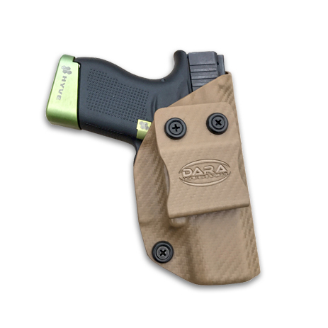 AIWB Holster with Wedge for Concealed Carry