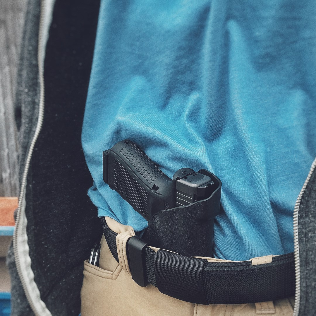 Slick Side Appendix Holster