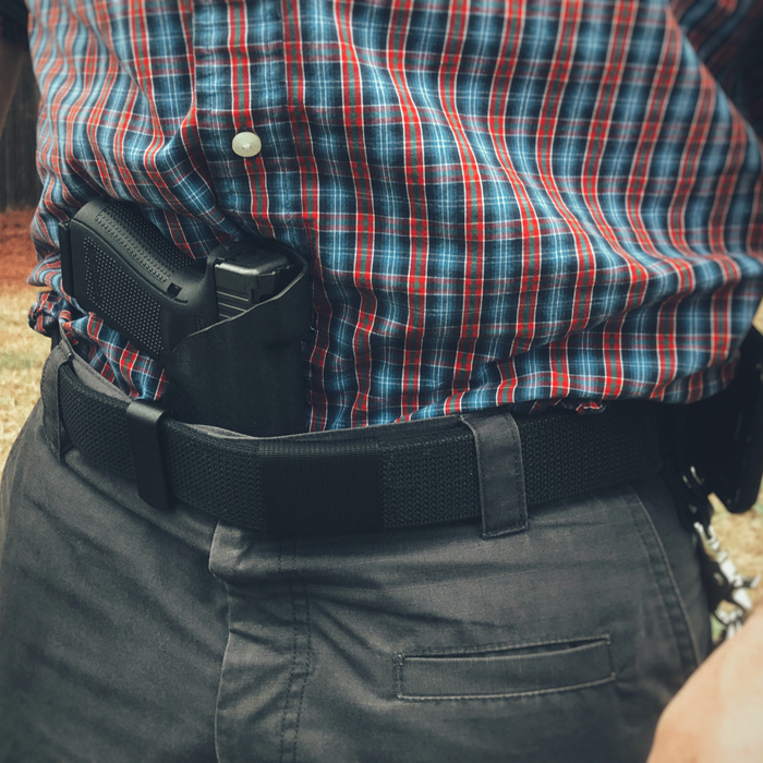 Slick Side AIWB Holster with Claw