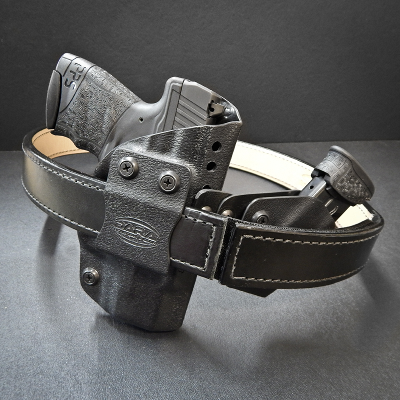 Kydex Appendix Holster Package