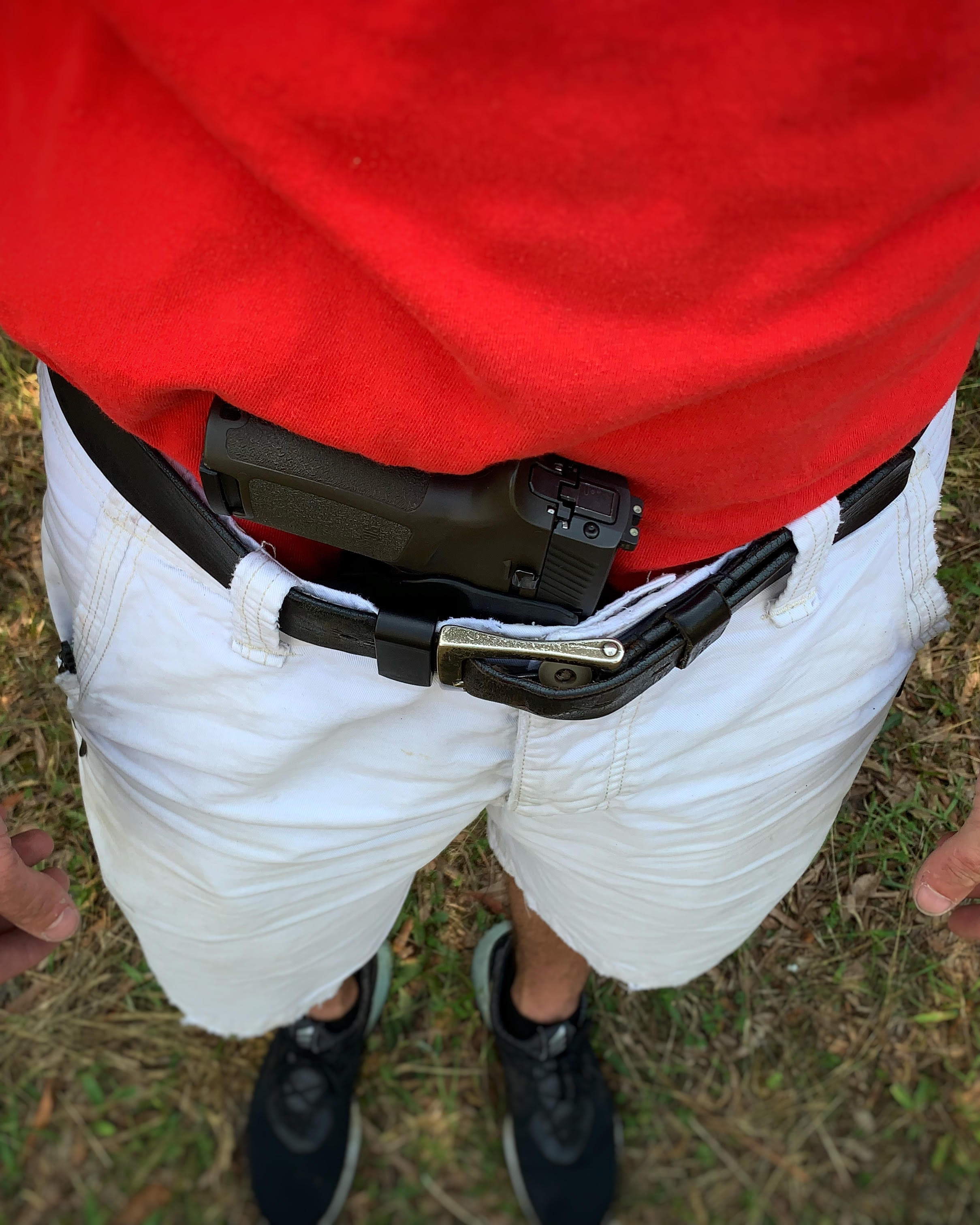 Why you need a good gun belt