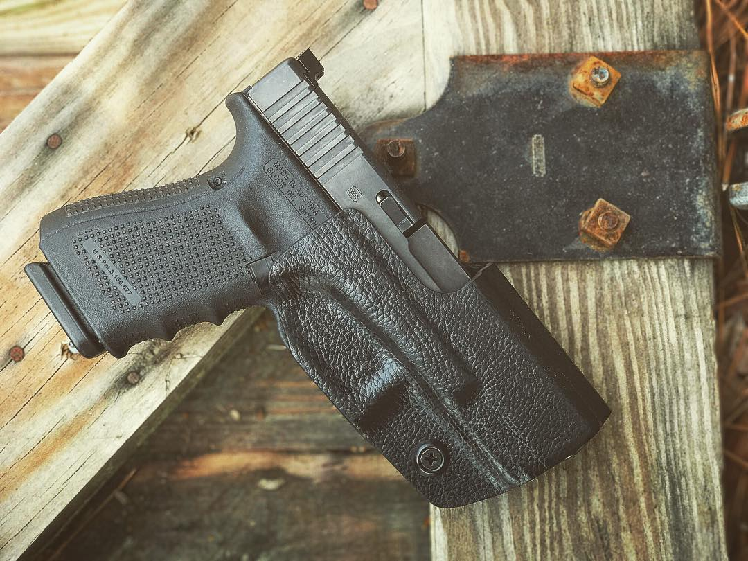 Glock 19 Competition Holster