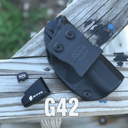 Glock 42 Hyve Mag Extension