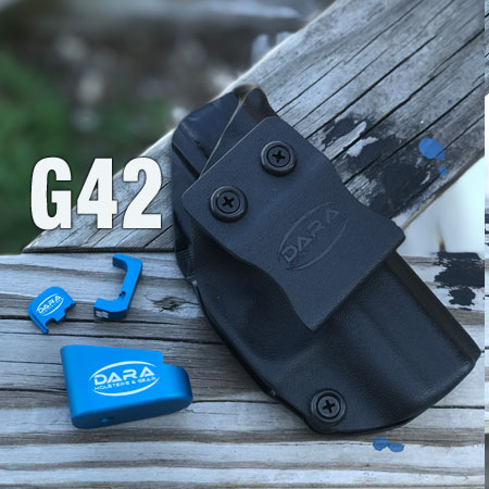 Glock 42 Hyve Mag Extensions
