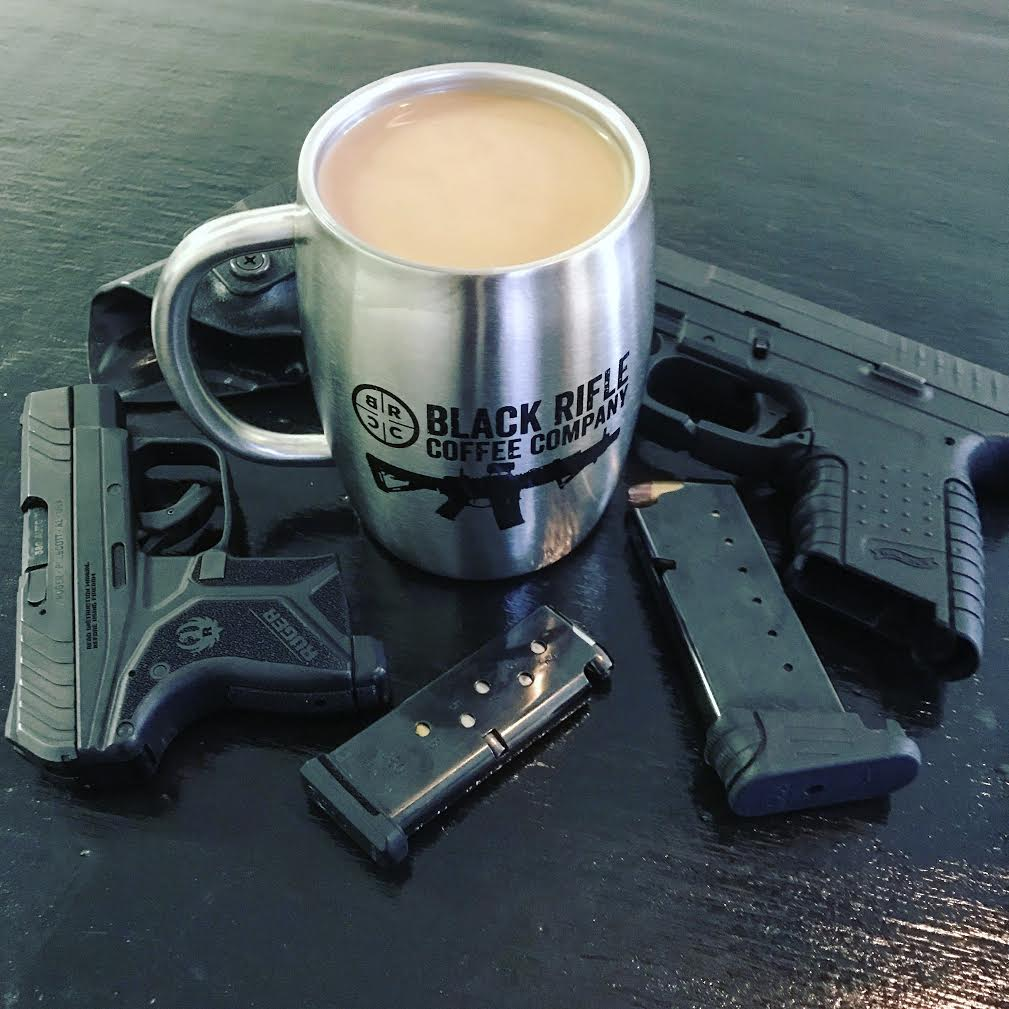 Coffee and Guns