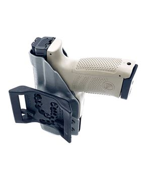 P10c OWB Belt Loop Holster
