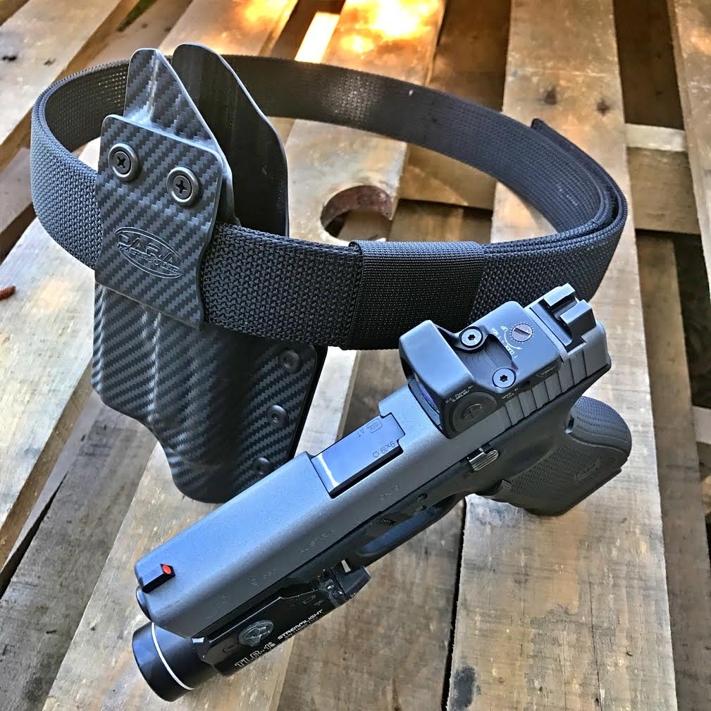 Good Nylon Gun Belt