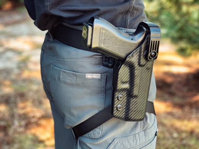Duty Holster - Level 2 Retention Safariland