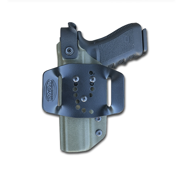 Level 2 Retention Holster for Open Carry