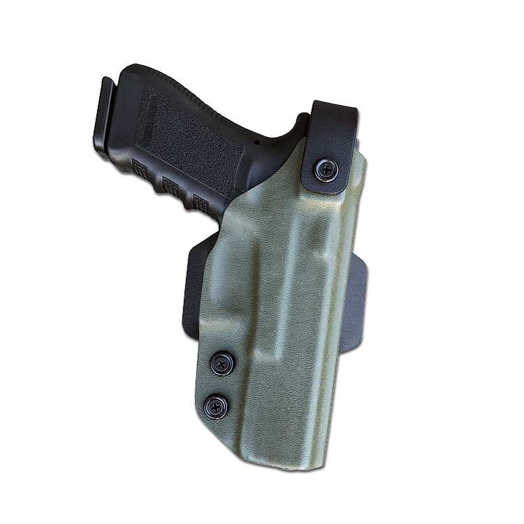 Level 2 Retention Holster for Open Carry or Duty