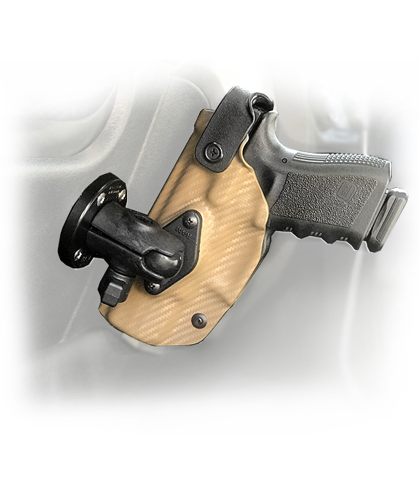 Level 2 Mountable Holster