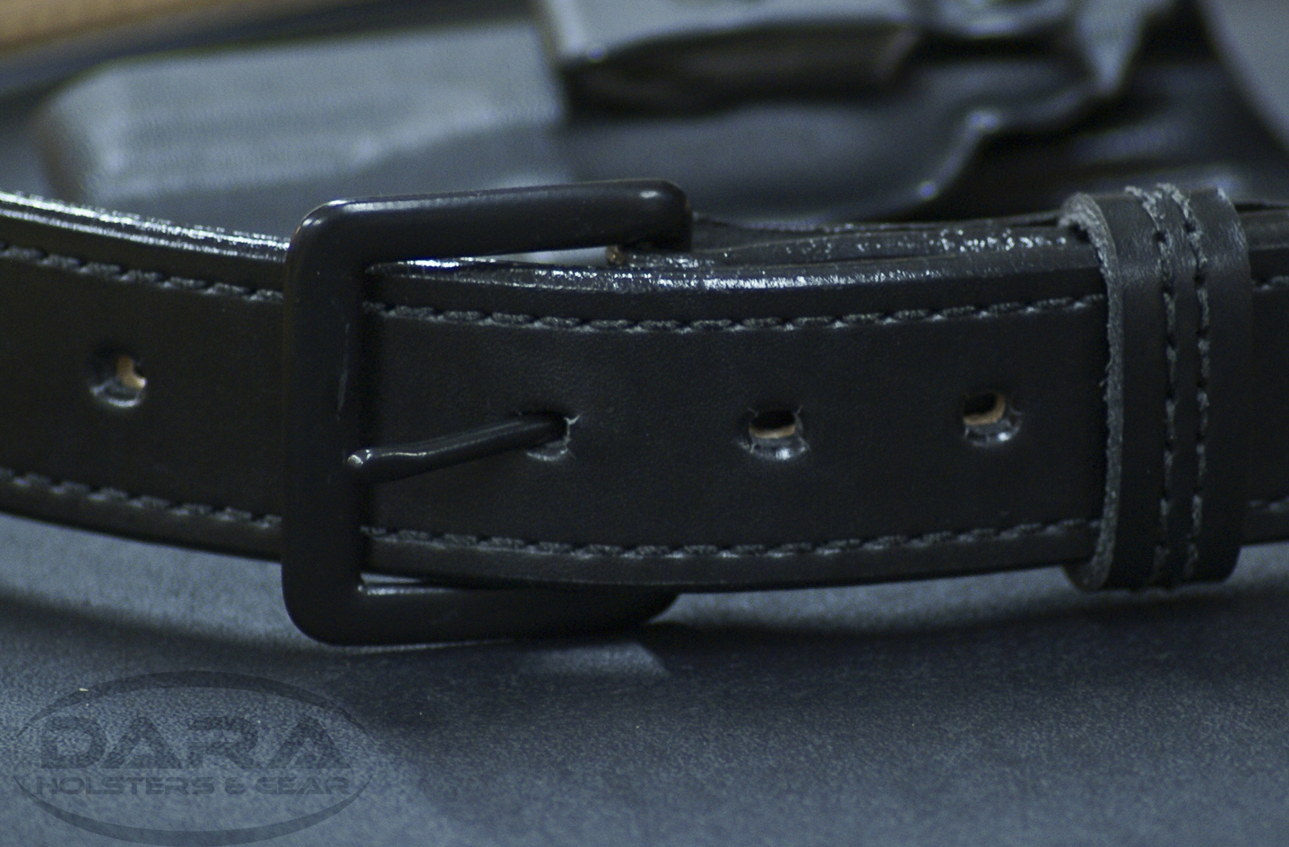 Good Leather Gun Belt