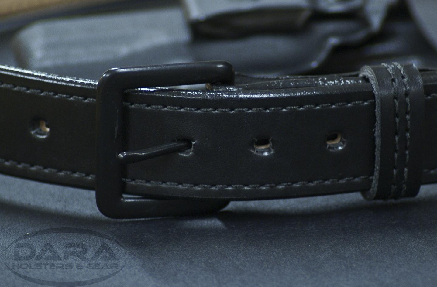 Good Leather Gun Belt