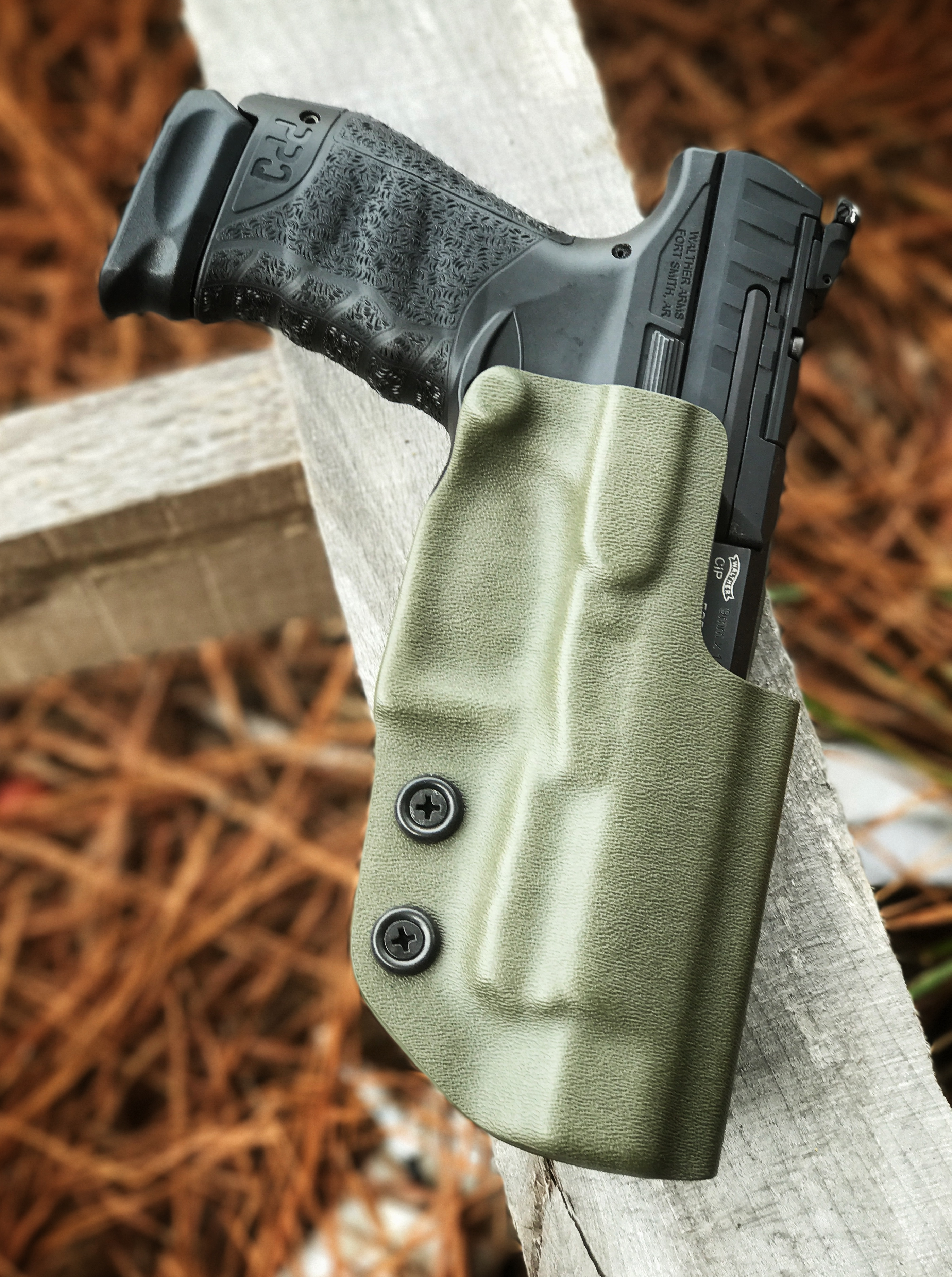Walther Q5 Match Holsters - DARA HOLSTERS & GEAR