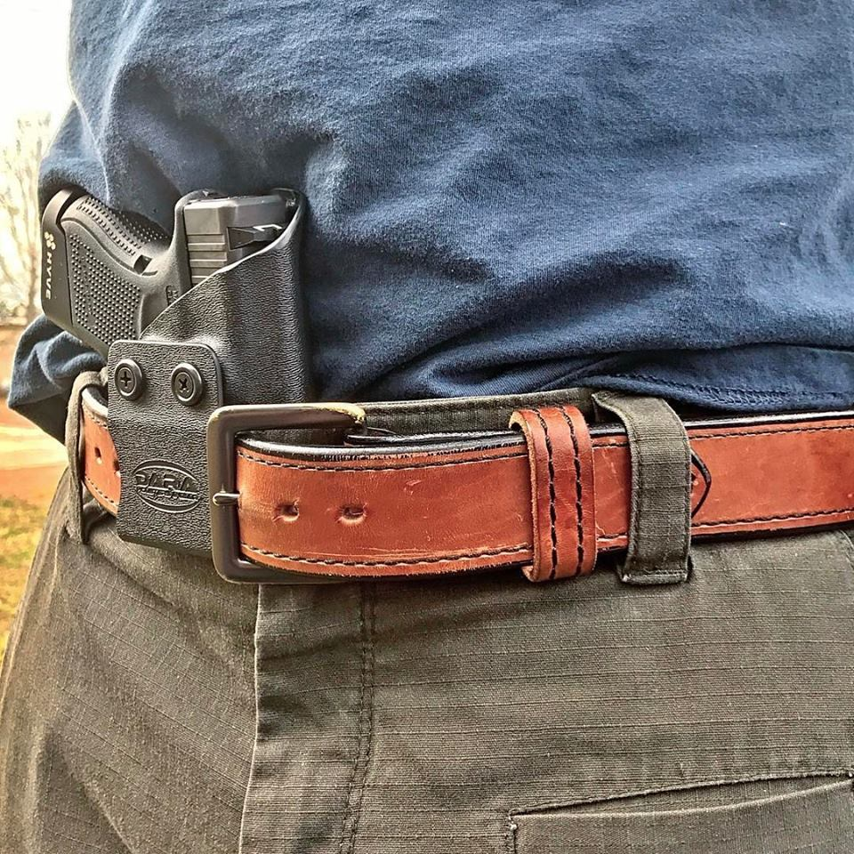 AIWB Holster for the Glock 16