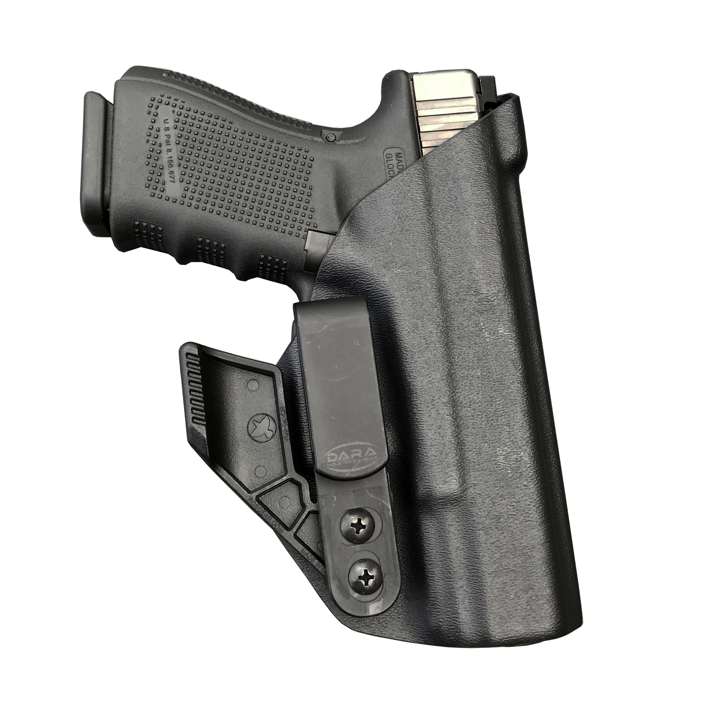 Glock 19 AIWB Tuckable Holster