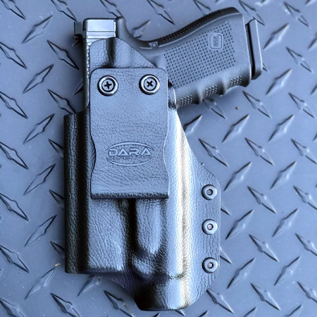 Glock 19 with TLR1 Holster