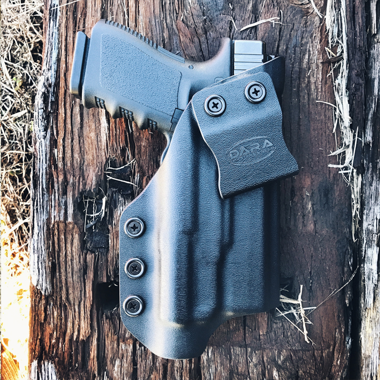 Glock 19 with TLR-1 Holster