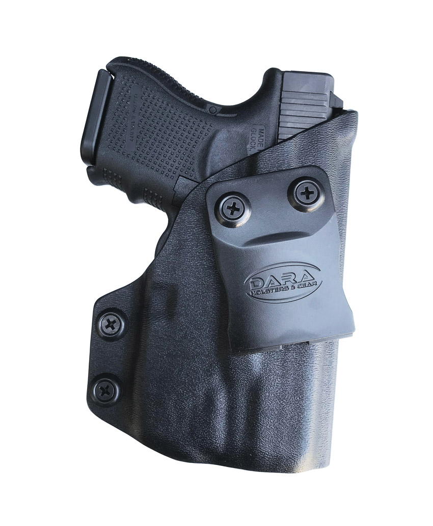 Glock 26 with TLR-6 IWB Holster