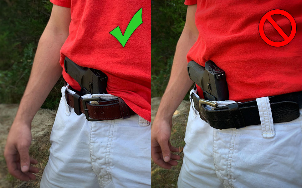 Best Gun Belt for Concealed Carry