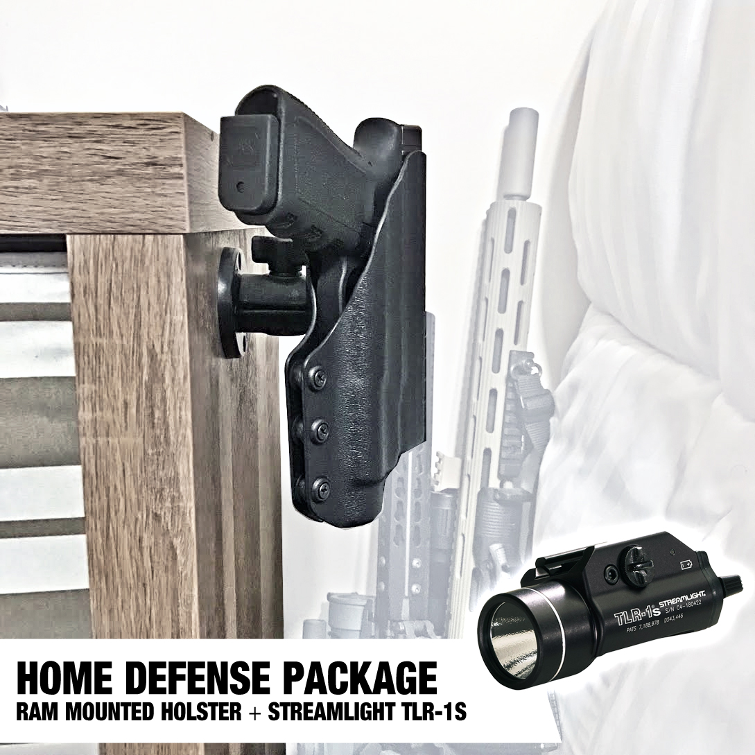 Home Defense Weapon System