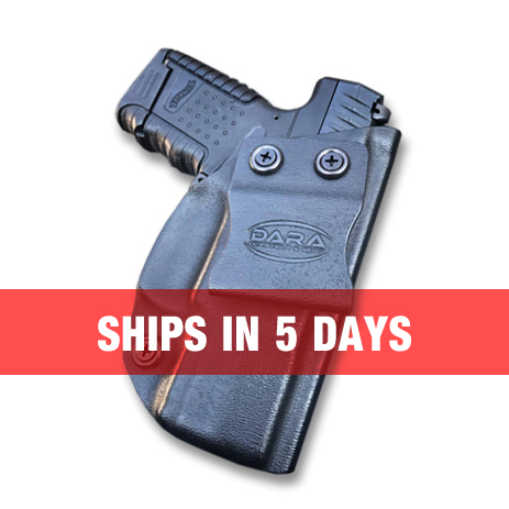 Glock 19 Concealed Carry Holster