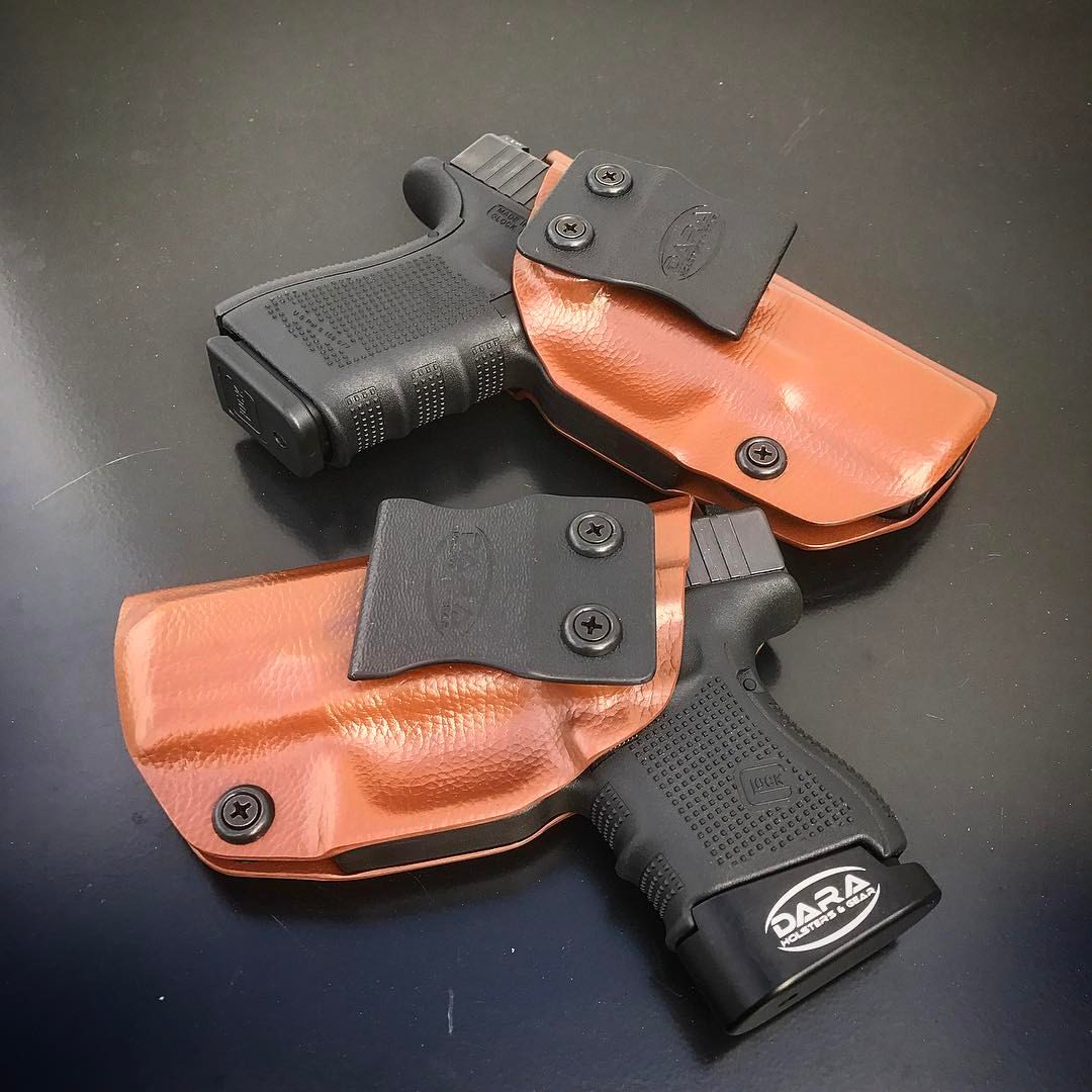 Custom Glock IWB Holsters