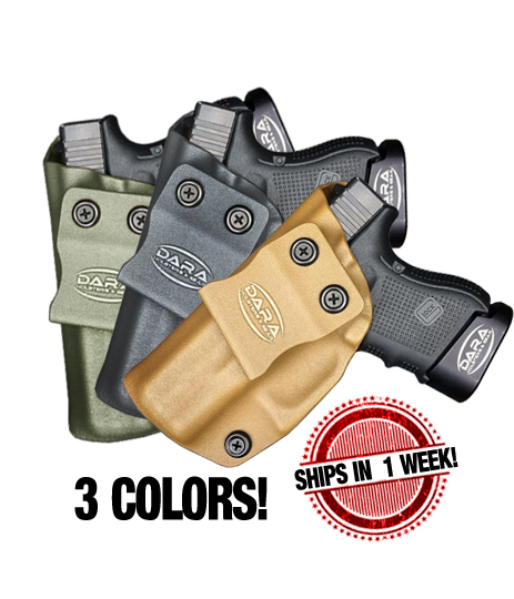 Best Starter Holster for Concealed Carry