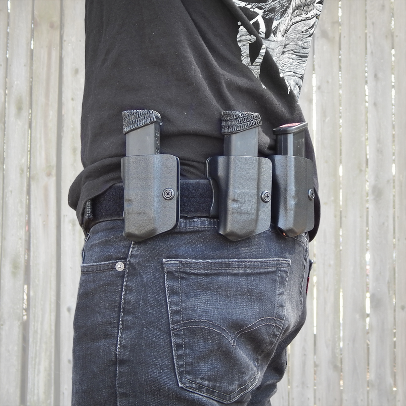 Drop Offset Holster