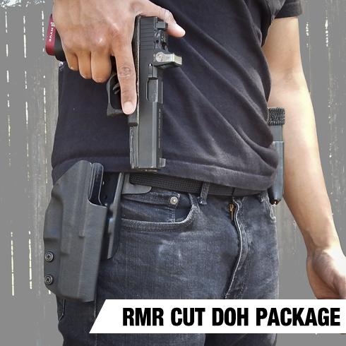 RMR cut Drop Offset Package