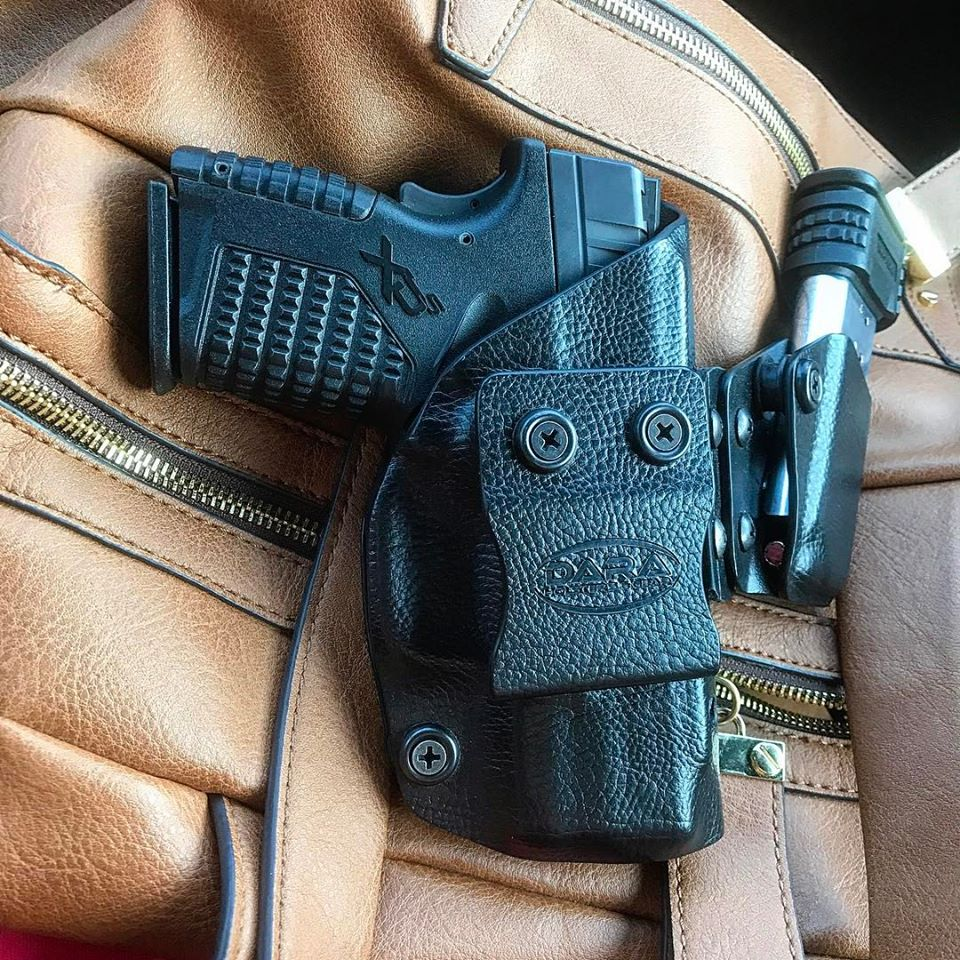 Appendix AIWB Holster and Mag Carrier Rig