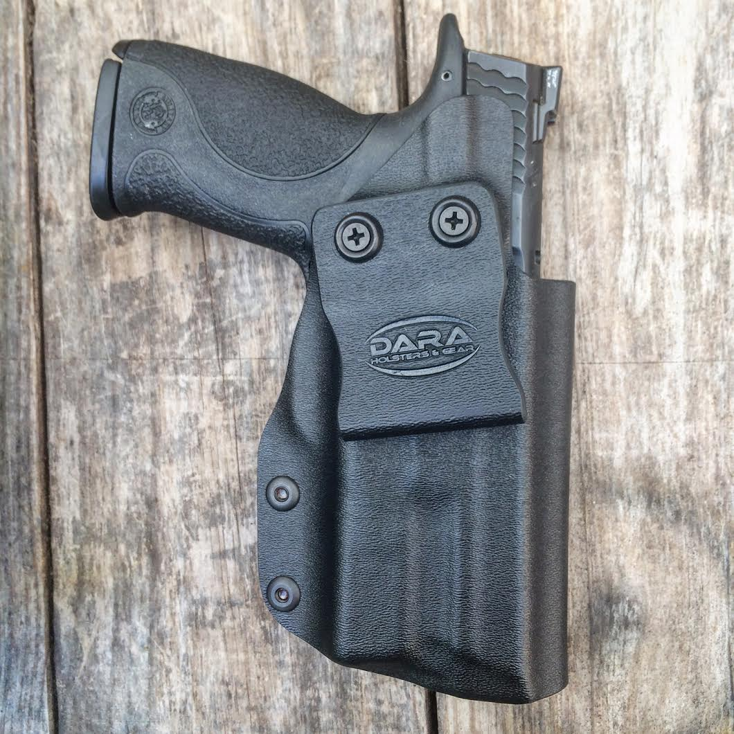 Custom Kydex Left Handed Holster