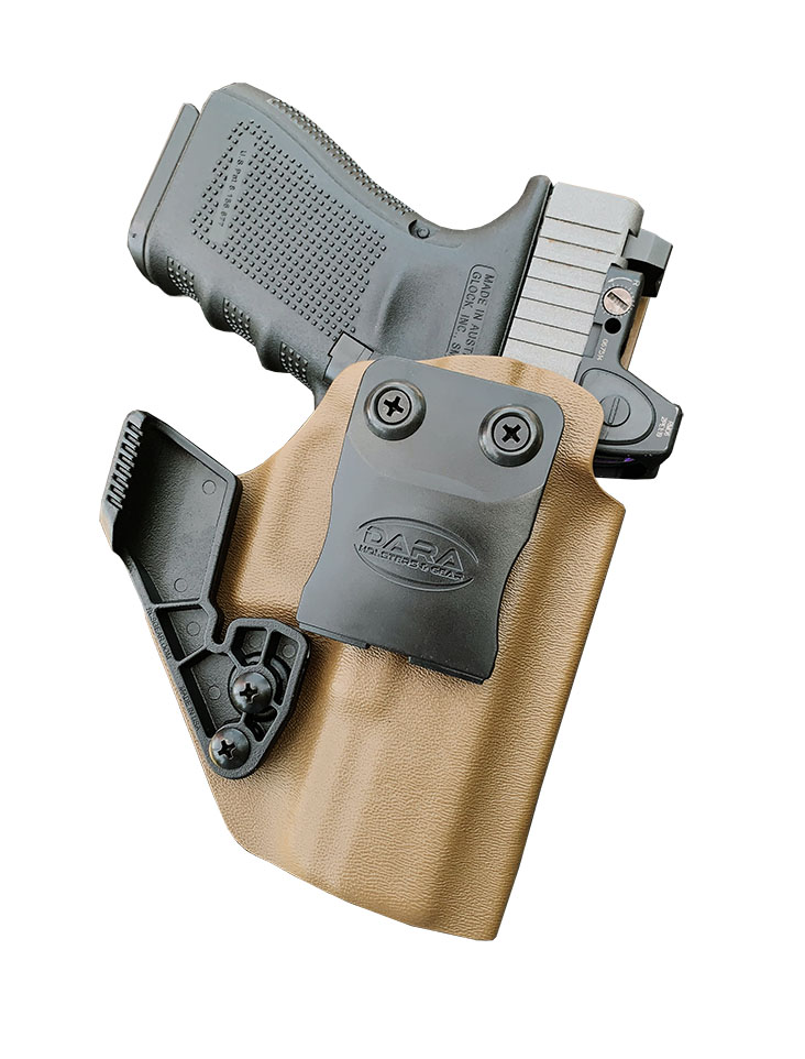Optic cut AIWB Holster