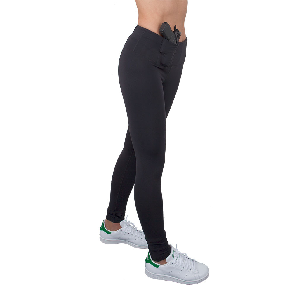 Full Length Concealed Carry Leggings