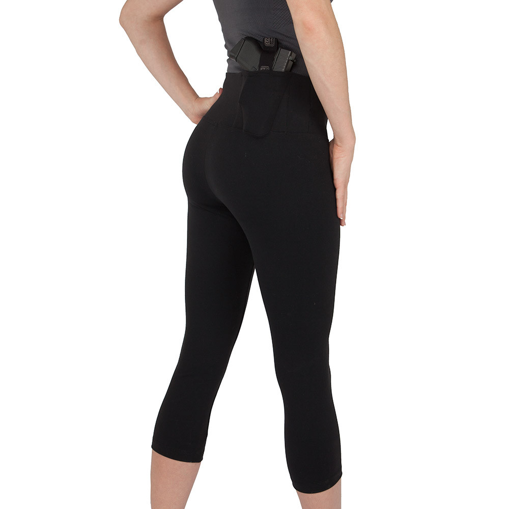 3/4 Length Concealed Carry Leggings