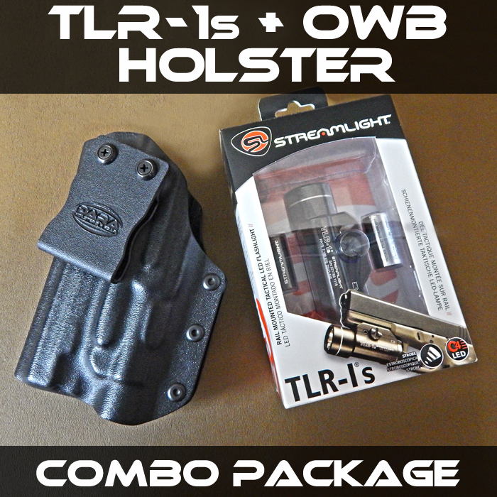 TLR-1s and Holster Package