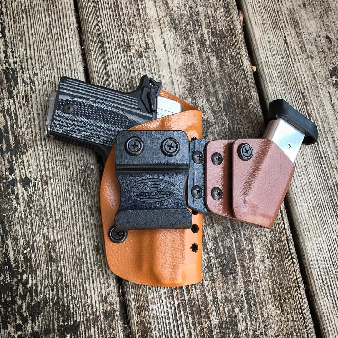 Appendix Holster for Sig P938