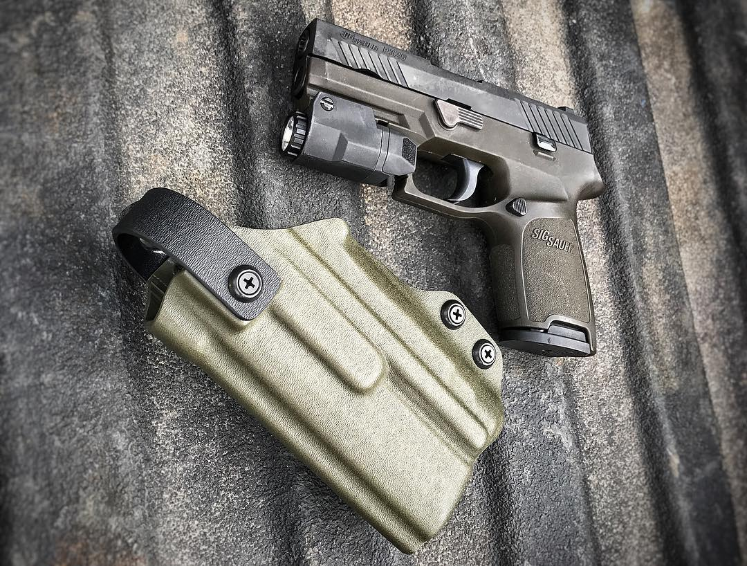 Sig P320 Duty Holster