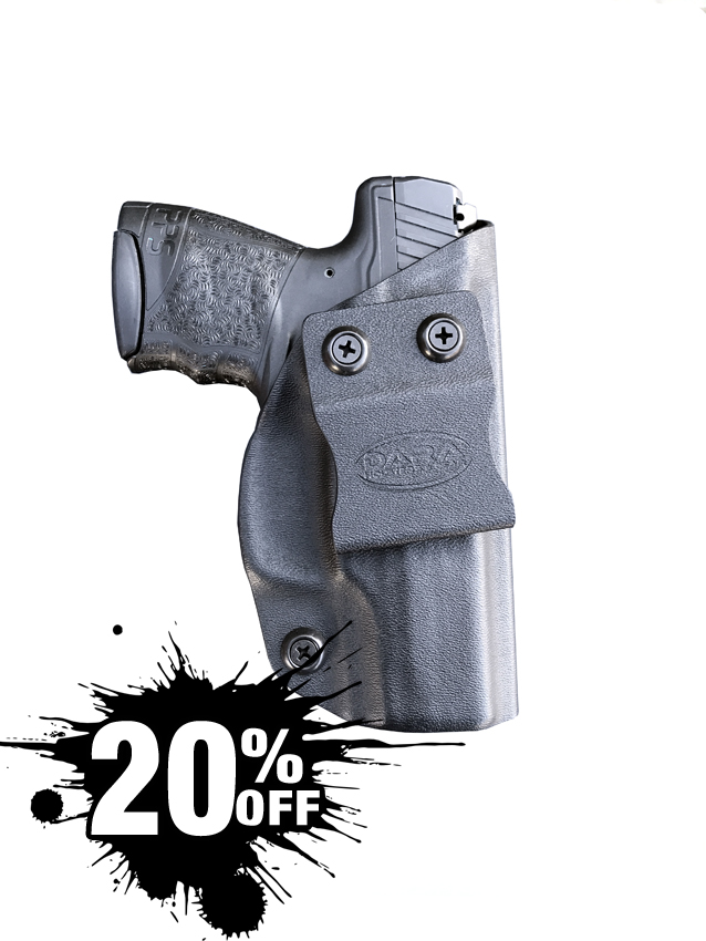 Walther PPS M2 IWB Holster