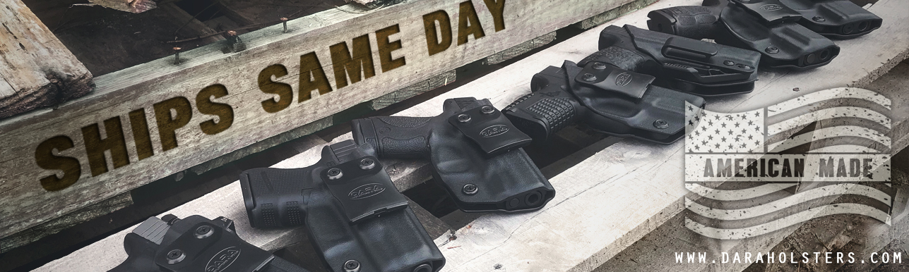 Ready to Ship IWB Holsters