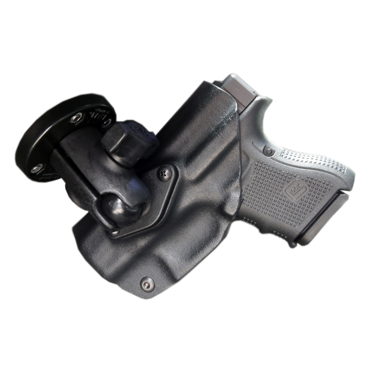 Mountable Vehicle Holster