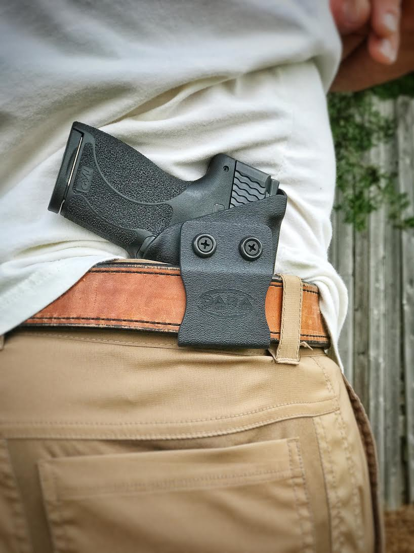 Custom IWB Holster