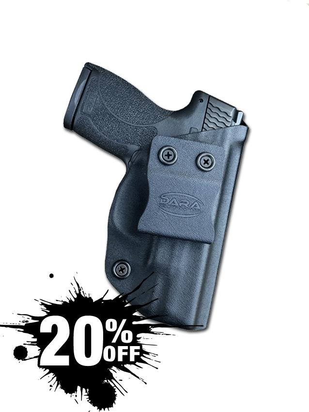 Shield 45 IWB Holster
