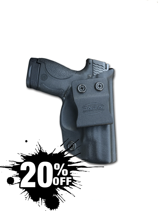 M&P Shield IWB Holster