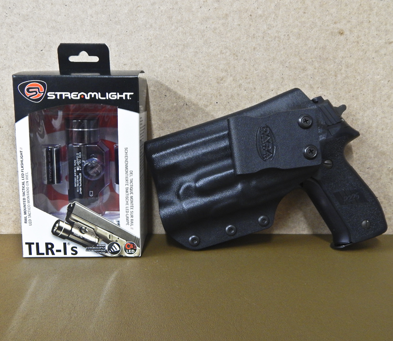 TLR-1s Tac Light and Holster