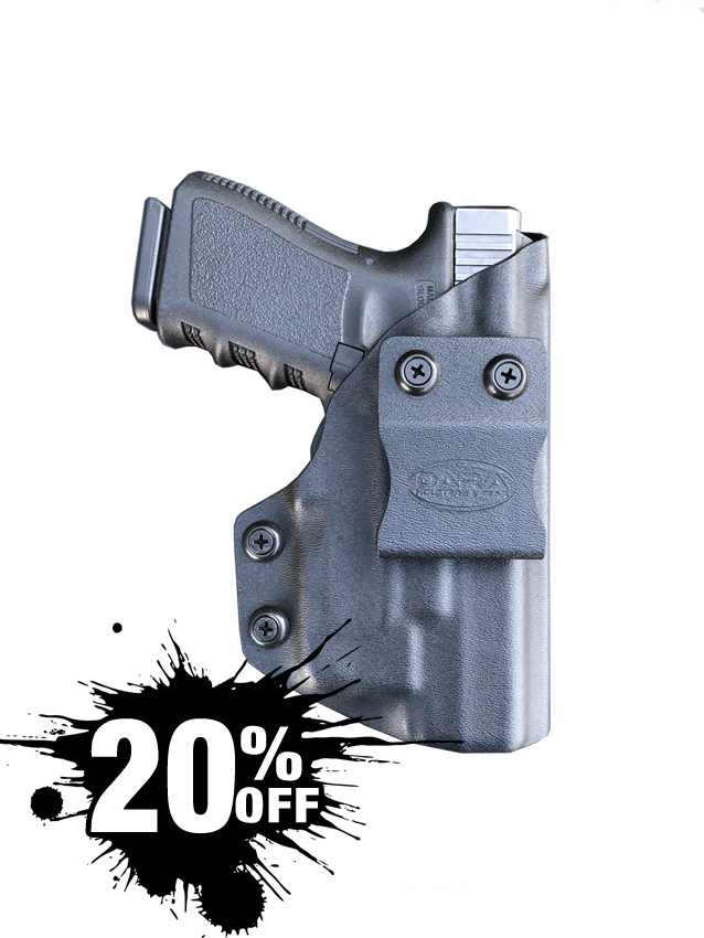 Glock 19 with TLR-6 IWB Holster