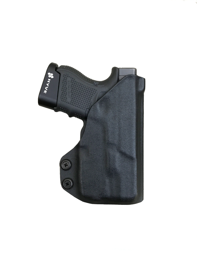 Glock 26 with TLR-6 OWB Holster